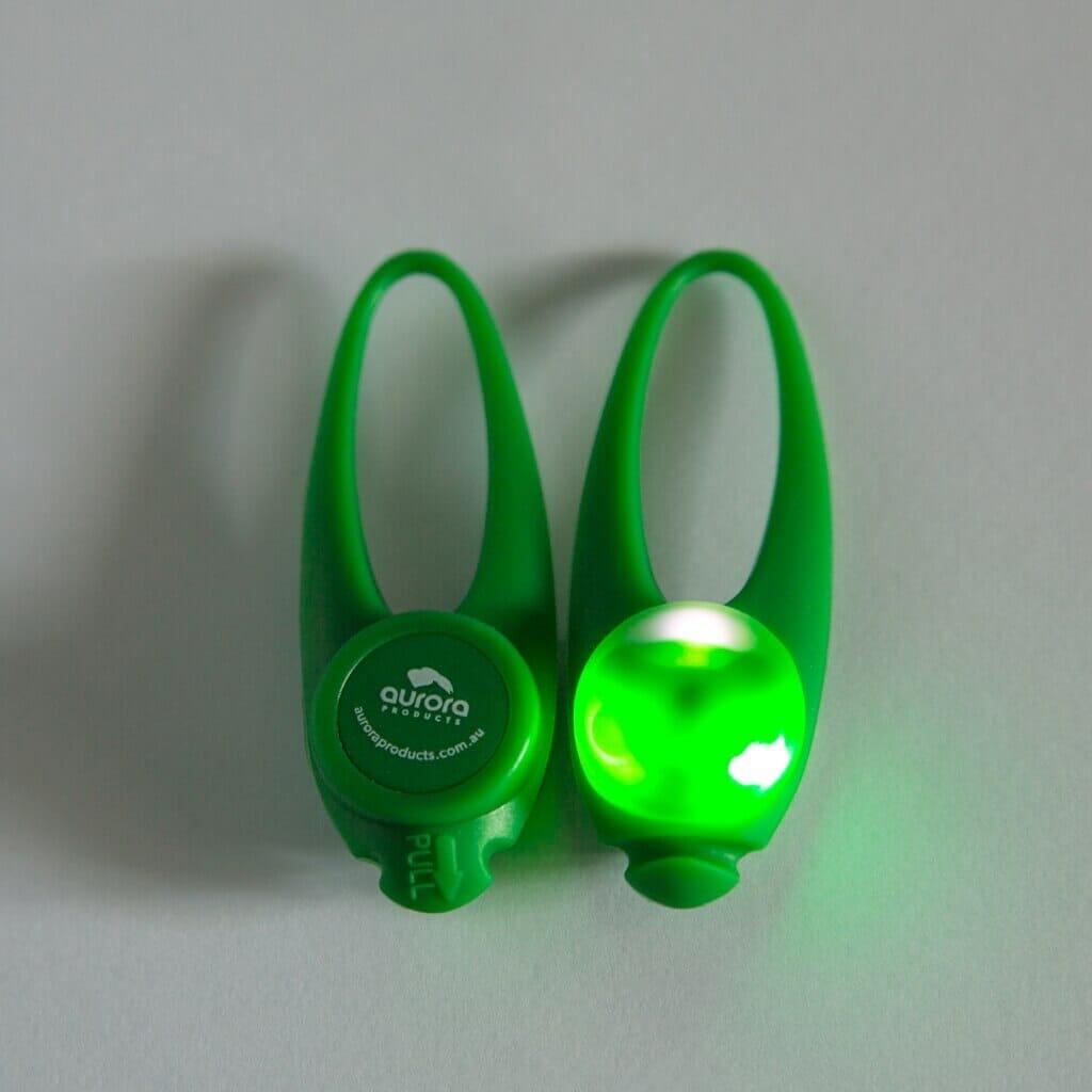 UFO Pendants (Green)